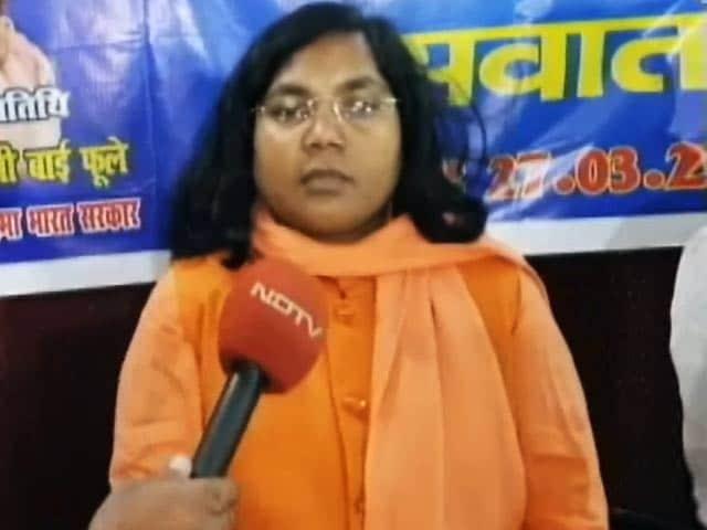 Videos : आरक्षण पर पार्टी के रुख़ से नाराज़ BJP सांसद, 1 अप्रैल को करेंगी रैली