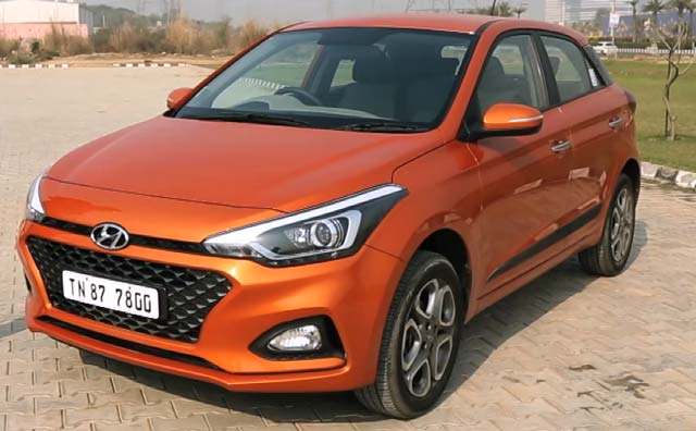 2018 hyundai i20 facelift review. Black Bedroom Furniture Sets. Home Design Ideas
