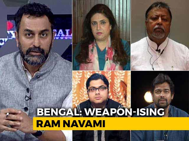 Video : West Bengal's Unholy Wars