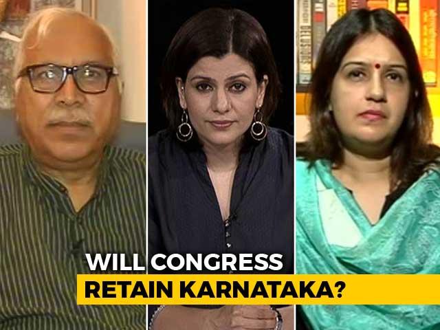 Video : Battleground Karnataka: Can Congress Ride Over 'BJP Tsunami'?
