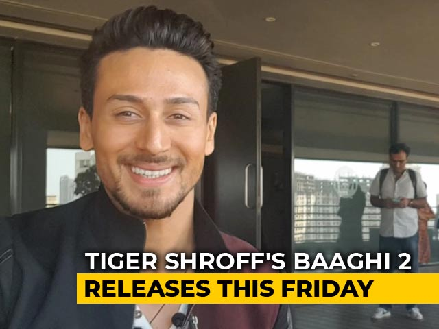 I Want To Own The 'Young Action Hero' Space: Tiger Shroff