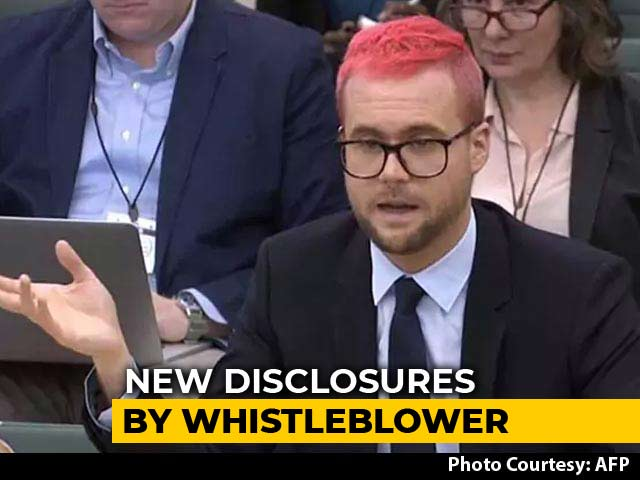 Video : Whistleblower Spills More India Data, Parties Wanted Caste Info