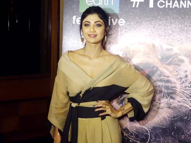 Shilpa Shetty Shares Some Important Health Tips