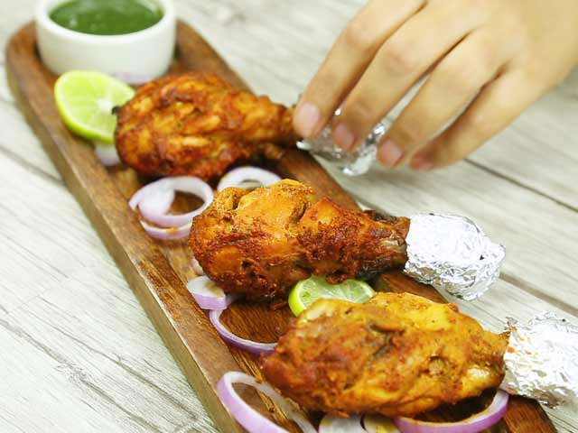 Video : Tandoori Chicken Recipe
