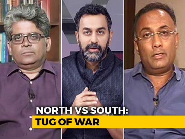 Video : Money Wars: Is South 'Subsidising' North?