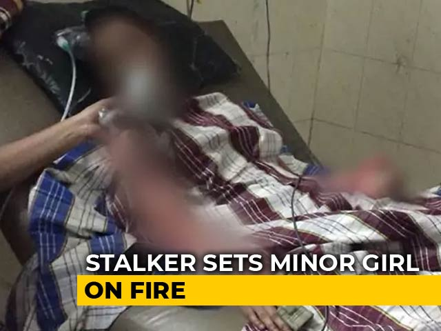 Video : Hyderabad Girl Got Engaged After Class X Exams. Stalker Set Her Afire