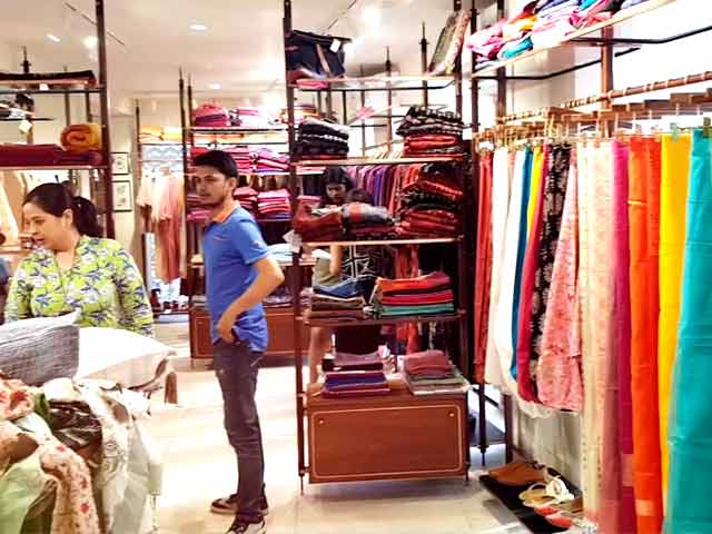 Inside The Jaypore Store In Delhi