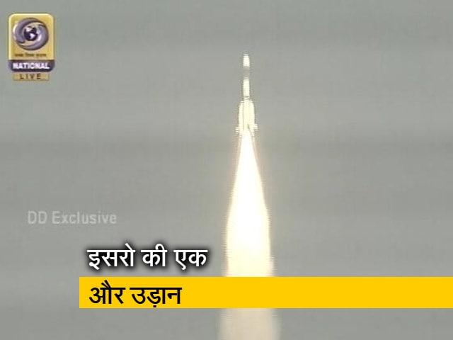 Video : जी सैट 6-A का लॉन्च