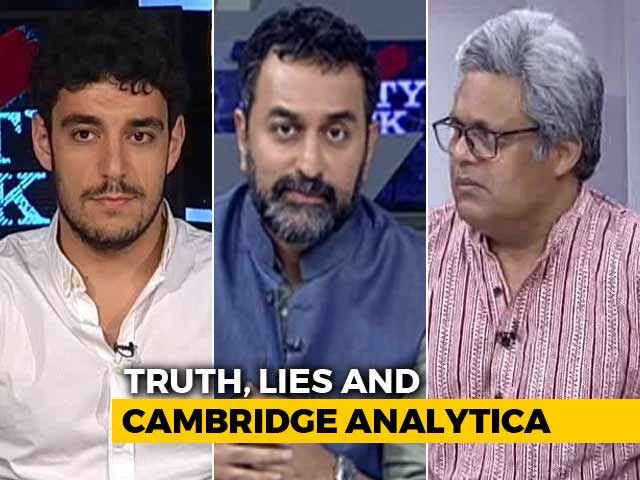 Video : Truth, Lies And Cambridge Analytica