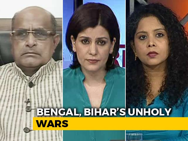 Video : Violence In Bengal And Bihar: Politics Of Polarisation At Play?