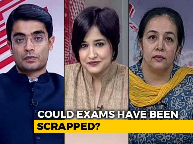 Video : CBSE Paper Leak: Could Exams Have Been Scrapped?