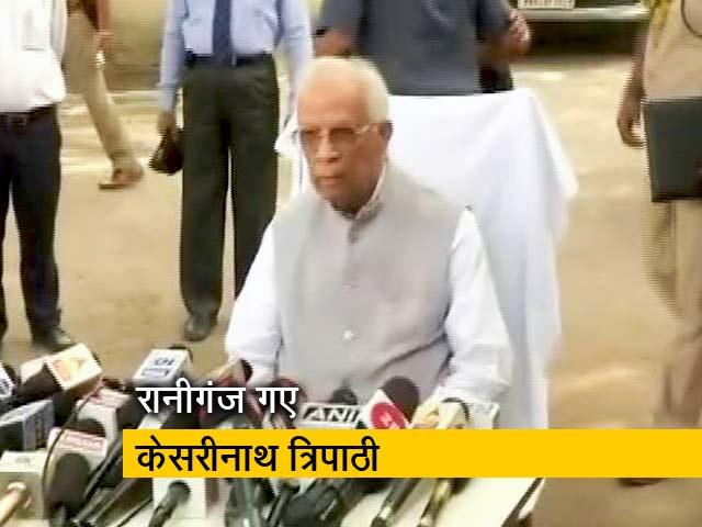 Videos : हिंसा के बाद राज्पाल का दौरा
