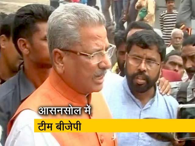 Videos : पश्चिम बंगाल के आसनसोल पहुंचा BJP का प्रतिनिधिमंडल
