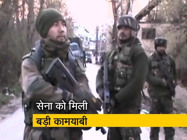 Videos : जम्मू-कश्मीर में सेना ने 13 आतंकियों को मार गिराया