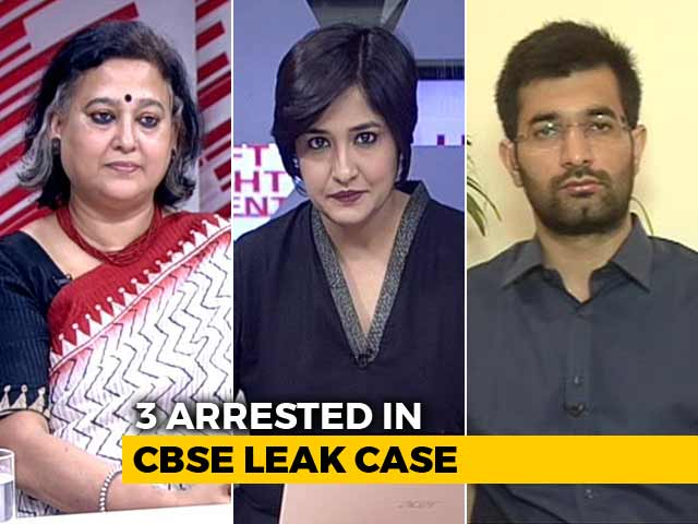 Video : Can CBSE Prevent Further Leaks?