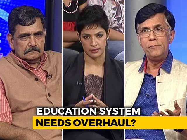 Video : Time To 'Rewrite' The Education System?