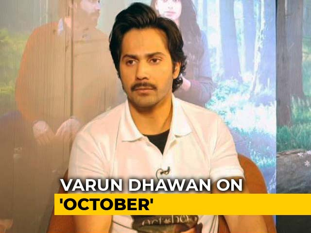 October Has Taught Me How To Live My Life, Says Varun Dhawan