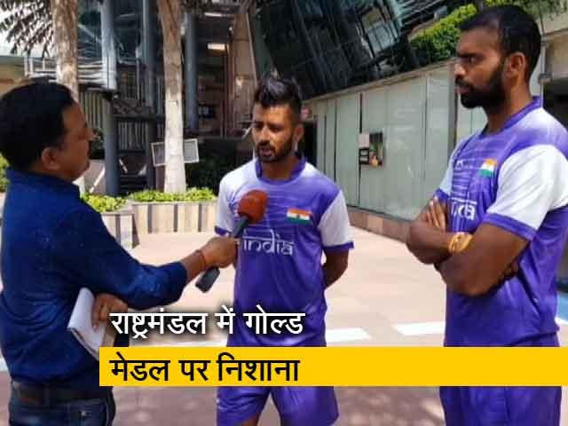 Videos : हॉकी कप्तान मनप्रीत और श्रीजेश से खास बातचीत