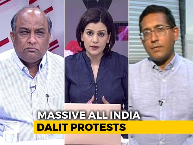 Video : Is The BJP On The Back Foot On Dalit Issues?