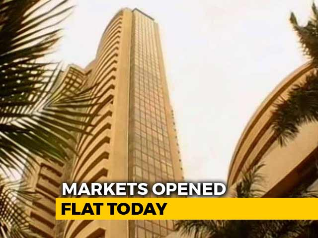 Video : Sensex, Nifty Open Flat Today Despite Weak Global Cues