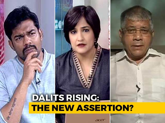 Video : Top Court Refuses To Stay SC/ST Order, But Is Dalit Anger Much Beyond That?