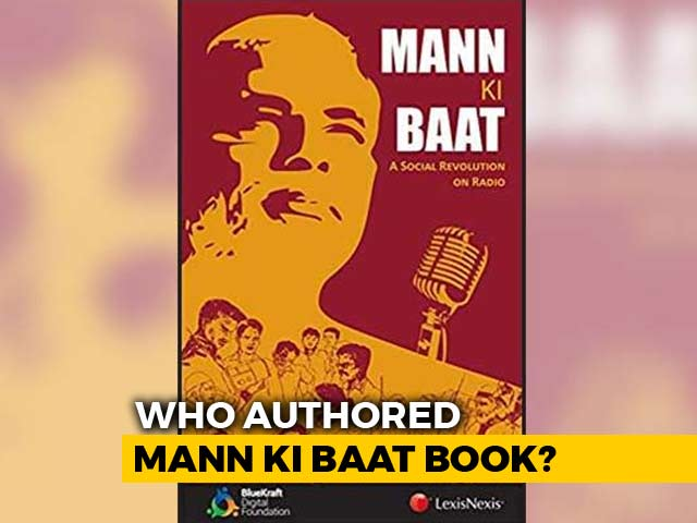 Video : Who Wrote Book On PM's <i>Mann Ki Baat</i>? Arun Shourie Claim Throws Up Mystery