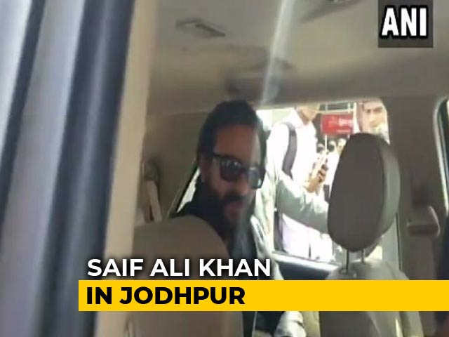 Caught On Camera: Saif Ali Khan Loses His Cool, Threatens To Slap His Driver