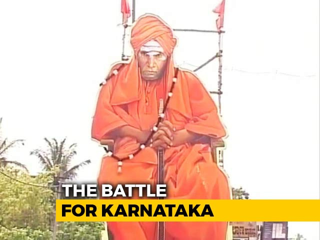 Video : Karnataka Elections: Inside The Siddaganga <i>Mutt</i>