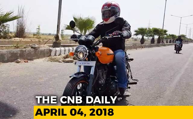 Video : Royal Enfield Announces Big Investment, JLR To Launch 10 Cars In 2018, TVS Apache RR310 Price Hike