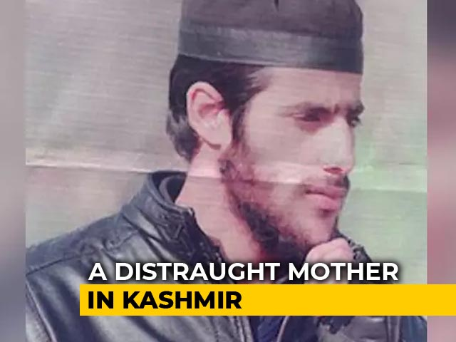 Video : 21-Year-Old Snubs Mother's Appeal To Surrender, Killed In Anti-Terror Ops