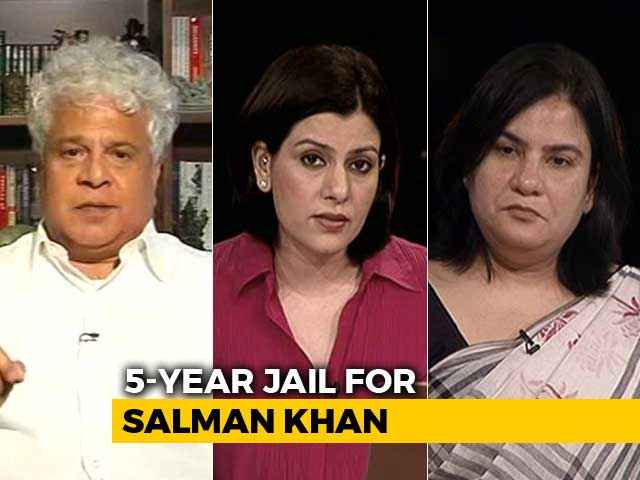 Video : 5-Year Jail For Salman Khan: Has Justice Been Served?