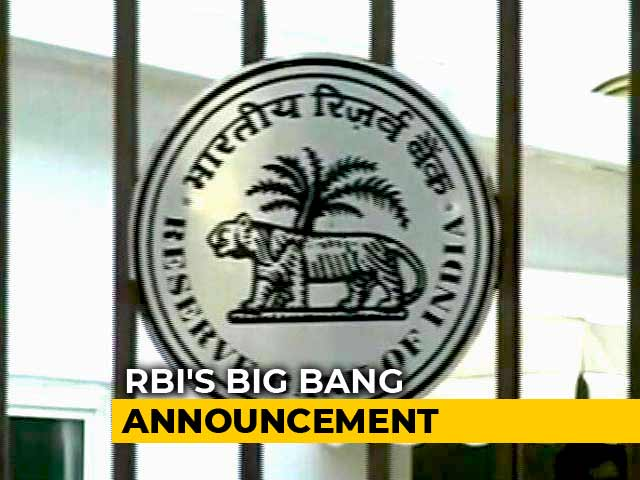 Video : In A Bold Move, RBI Bans Cryptocurrencies; Mixed Reactions Follow