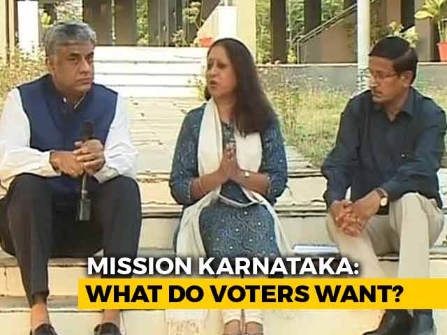 Video : Mission Karnataka: Should Lingayats Be Considered Part Of A Separate Religion?