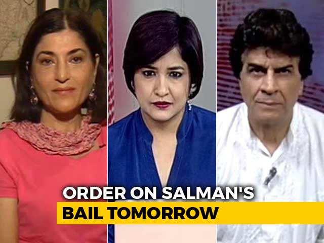 Video : Salman Khan In Jail, Calls For A 'Save Salman' Campaign Begin