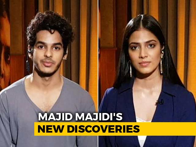 Video : New Kids On The Block: Ishaan And Malavika