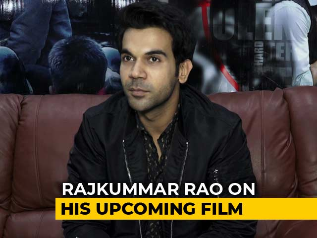 Video : Rajkummar Rao On Playing A Terrorist In <i>Omerta</i>