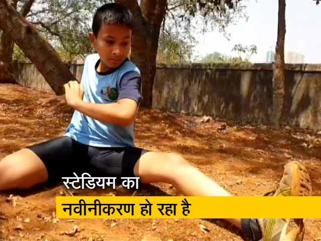 Videos : क्रिकेट ने लिया एथलेटिक्स का विकेट