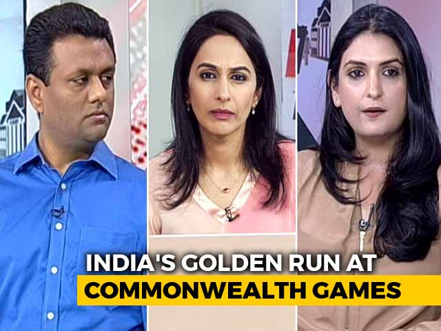 Video : India Shines At Commonwealth Games: Time To Invest In All Sports?
