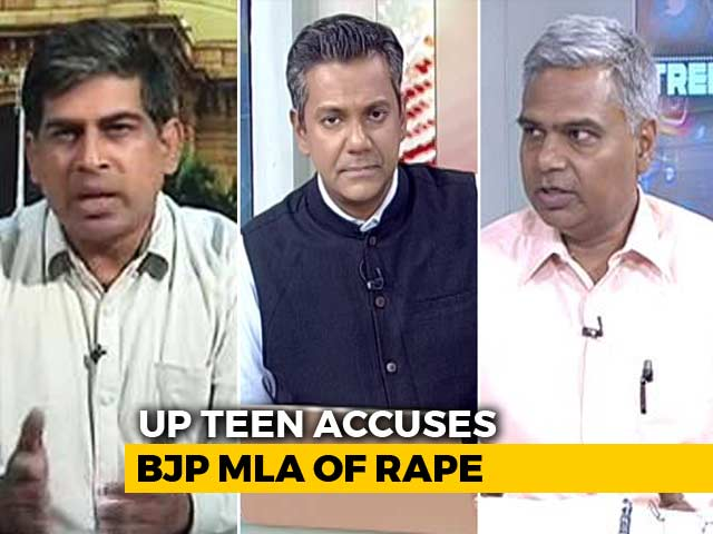Video : Can Yogi Government Ensure Justice For Teen Alleging Rape?