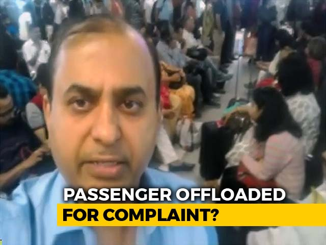 Video : Bengaluru Doctor Complained About Mosquitoes, Removed From IndiGo Flight