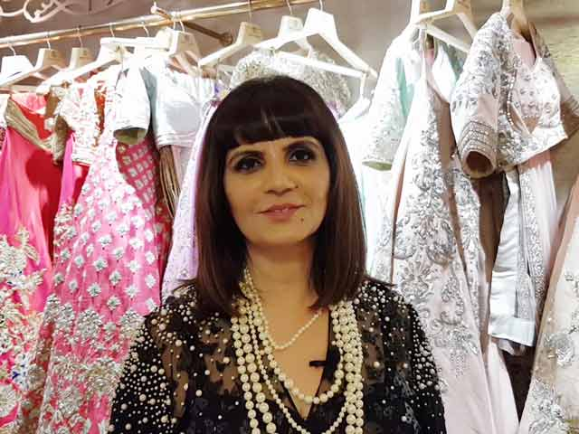 In Conversation With Fashion Designer Neeta Lulla