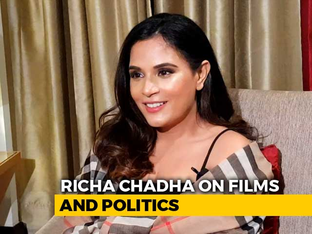 Richa Chadha Has This Actor On Her Wish List