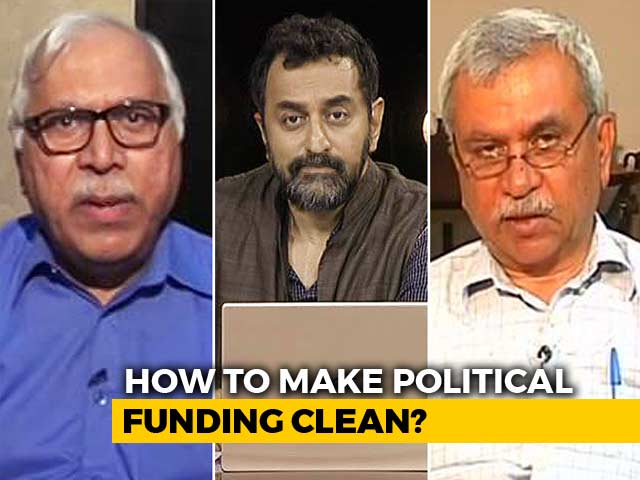 Video : <i>Swachh</i> Political Funding: Is It Possible?