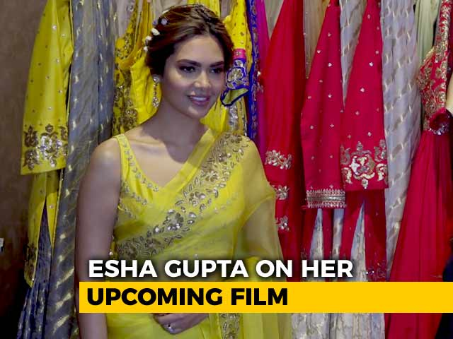 Esha Gupta On Her First Iranian Film