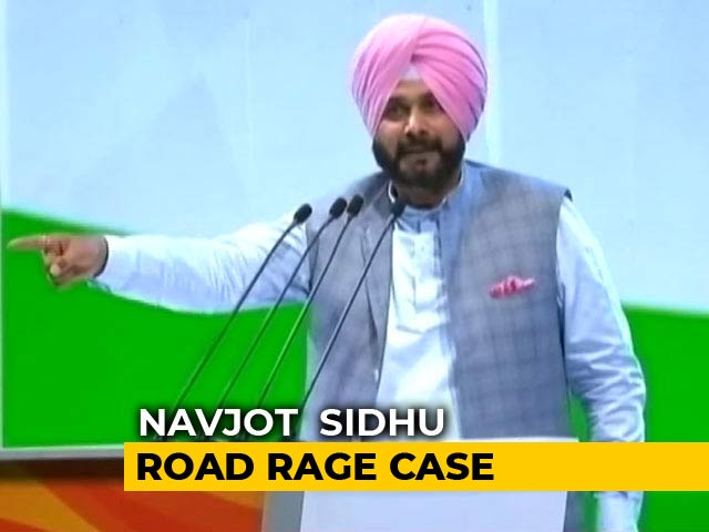 Video : Jail Navjot Singh Sidhu, Punjab's Congress Government Tells Supreme Court