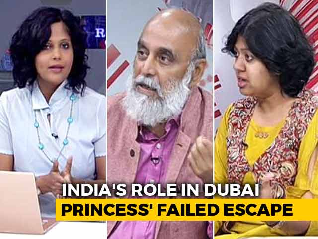 Video : Tale Of The Dubai Princess: National Interest Over Human Rights?