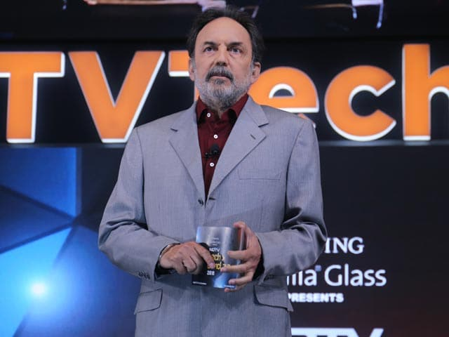 """Video : """"We Need To Fix Huge Trust Deficit With Tech Right Now"""": Prannoy Roy"""