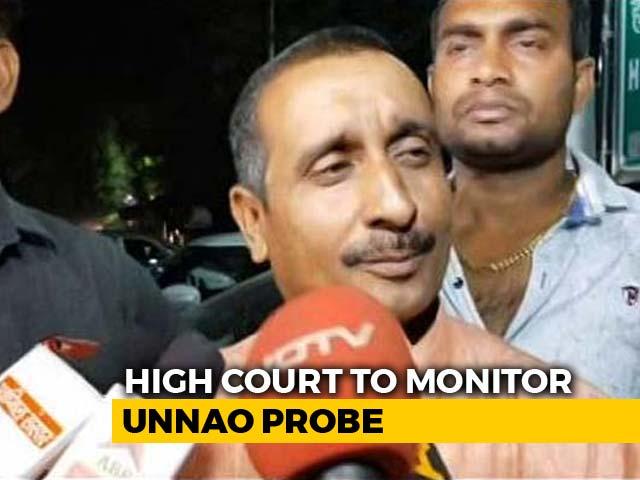 Video : Arrest BJP's Kuldeep Sengar, Says High Court, Raps Yogi Adityanath Government