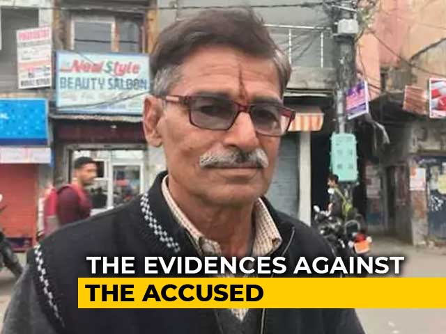 Video : The Men Accused In Kathua Rape And Murder, And The Evidence Against Them