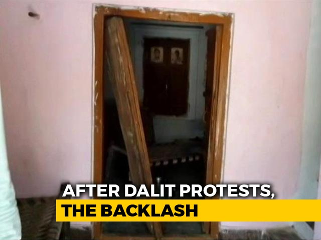 Video : Hundreds Charged In Rajasthan After Dalit Protests. Among Them Man Who Died In 2007